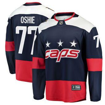 TJ Oshie Washington Capitals 2018 NHL Stadium Series Jersey  capitals  caps   nhl  washington 4627ed65210