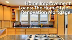 Using the Fannie Mae HomeStyleu00ae Renovation loan to finance home improvements can be cheaper and more efficient than the FHA 203k rehab loan. Read more.