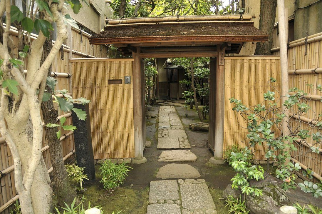 japanese home courtyard*andyserrano on deviantart | home ideas