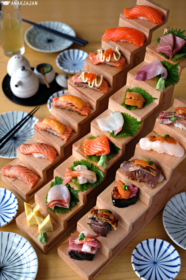 Ricetta Sushi Hiro.Sushi Hiro Sushi Recipes Food Sushi Hiro
