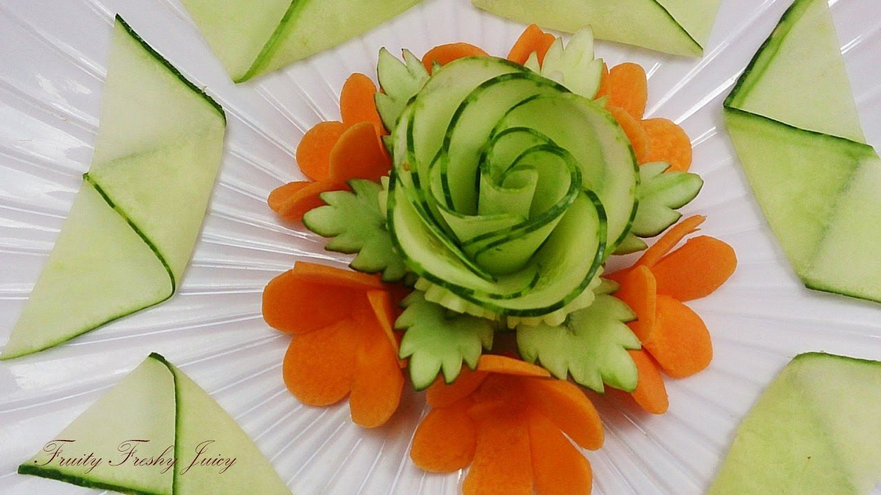 Fruits and vegetables carving designs - Fruity Freshy Juicy Discover Interesting News Regarding Fruit Vegetable Art Design Carving Garnish