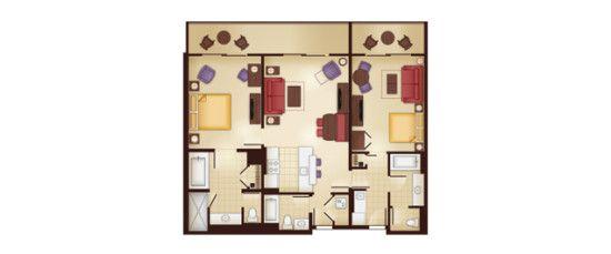 Disney s animal kingdom villas kidani village 2 bedroom - 2 bedroom villa animal kingdom kidani ...