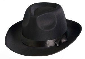 A fedora is a soft felt hat that is creased lengthwise down the crown and  pinched in the front on both sides aea177e9bc32