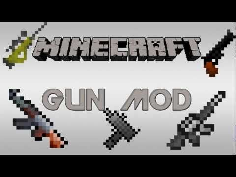 Best Minecraft Mod | Heuristick´s Gun Mod | Snipers