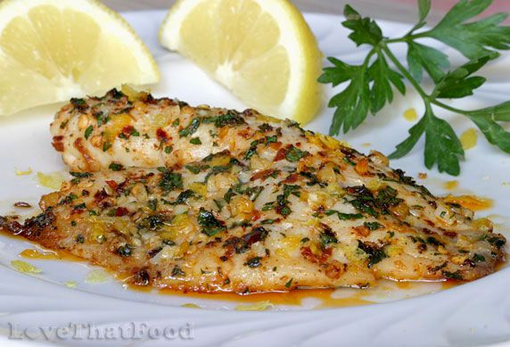 Lemon Pepper Tilapia Tilapia Recipes Recipes Seafood Recipes