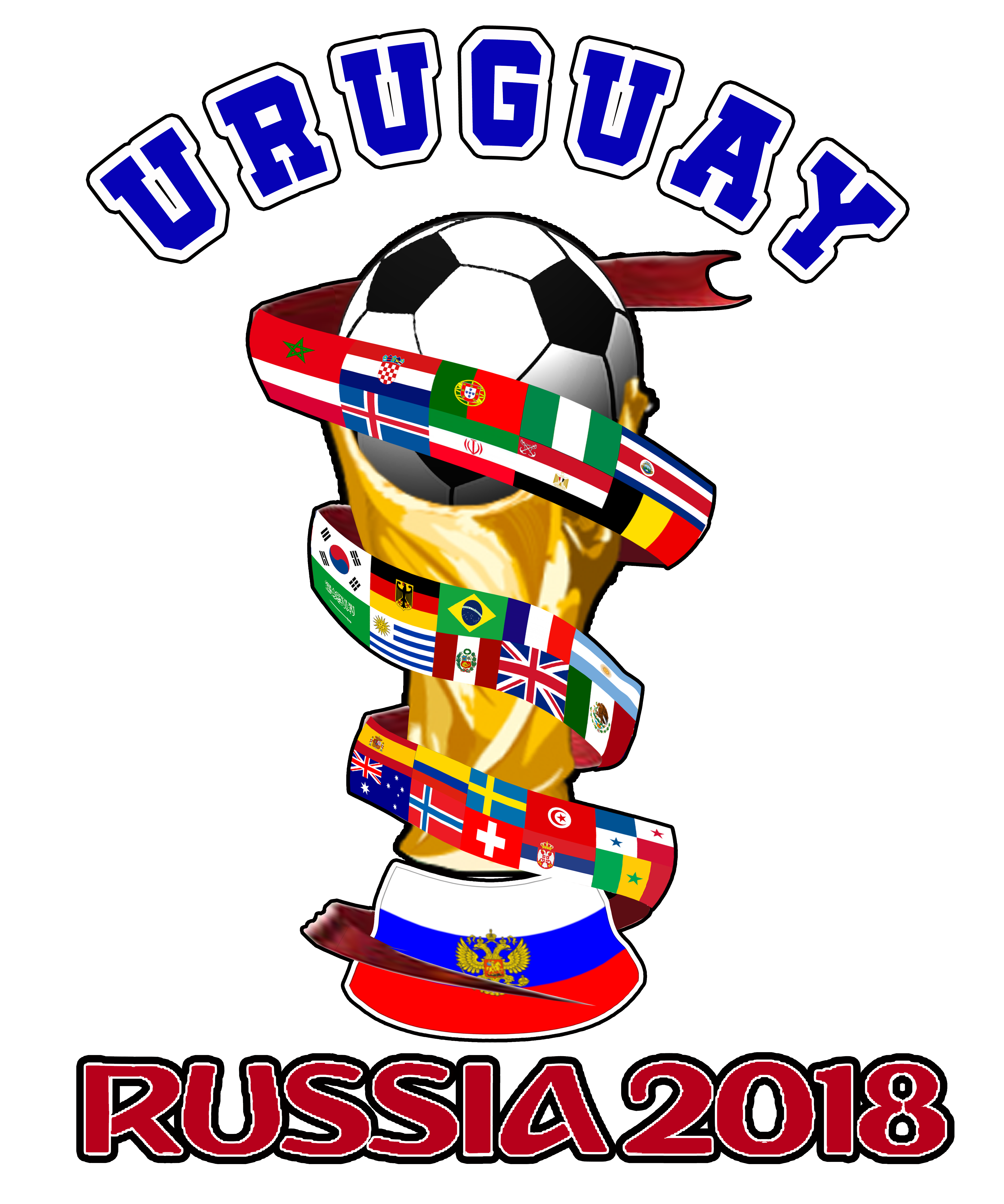 URUGUAY WORLD CUP RUSSIA 2018  00a79d4f2