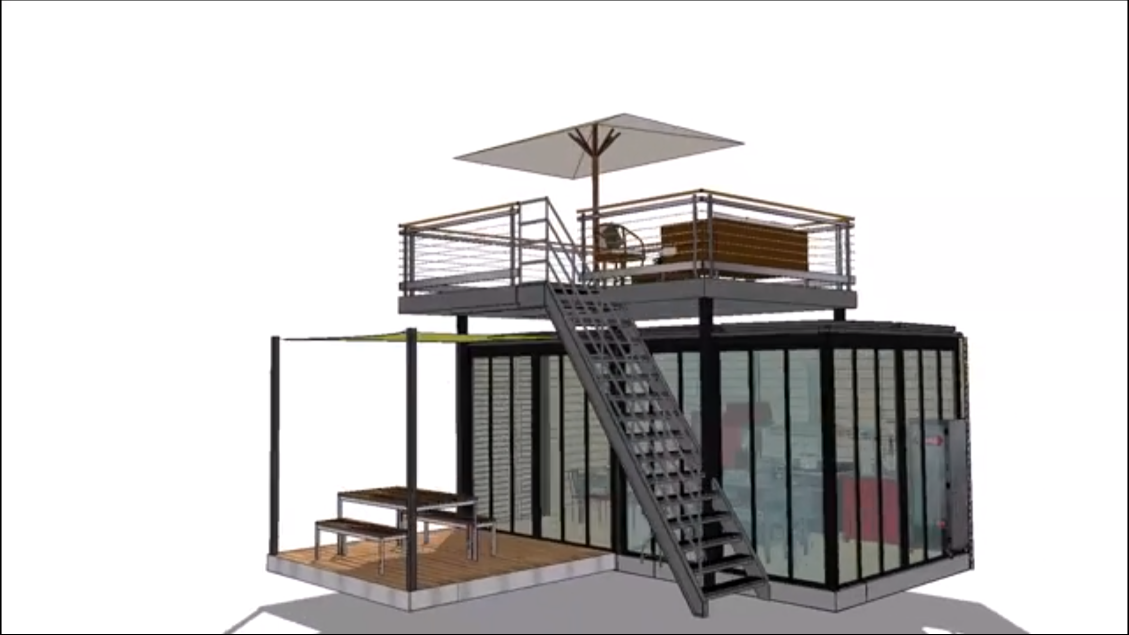 abris de jardin transforme en chambre meilleures id es pour la conception et l 39 ameublement. Black Bedroom Furniture Sets. Home Design Ideas