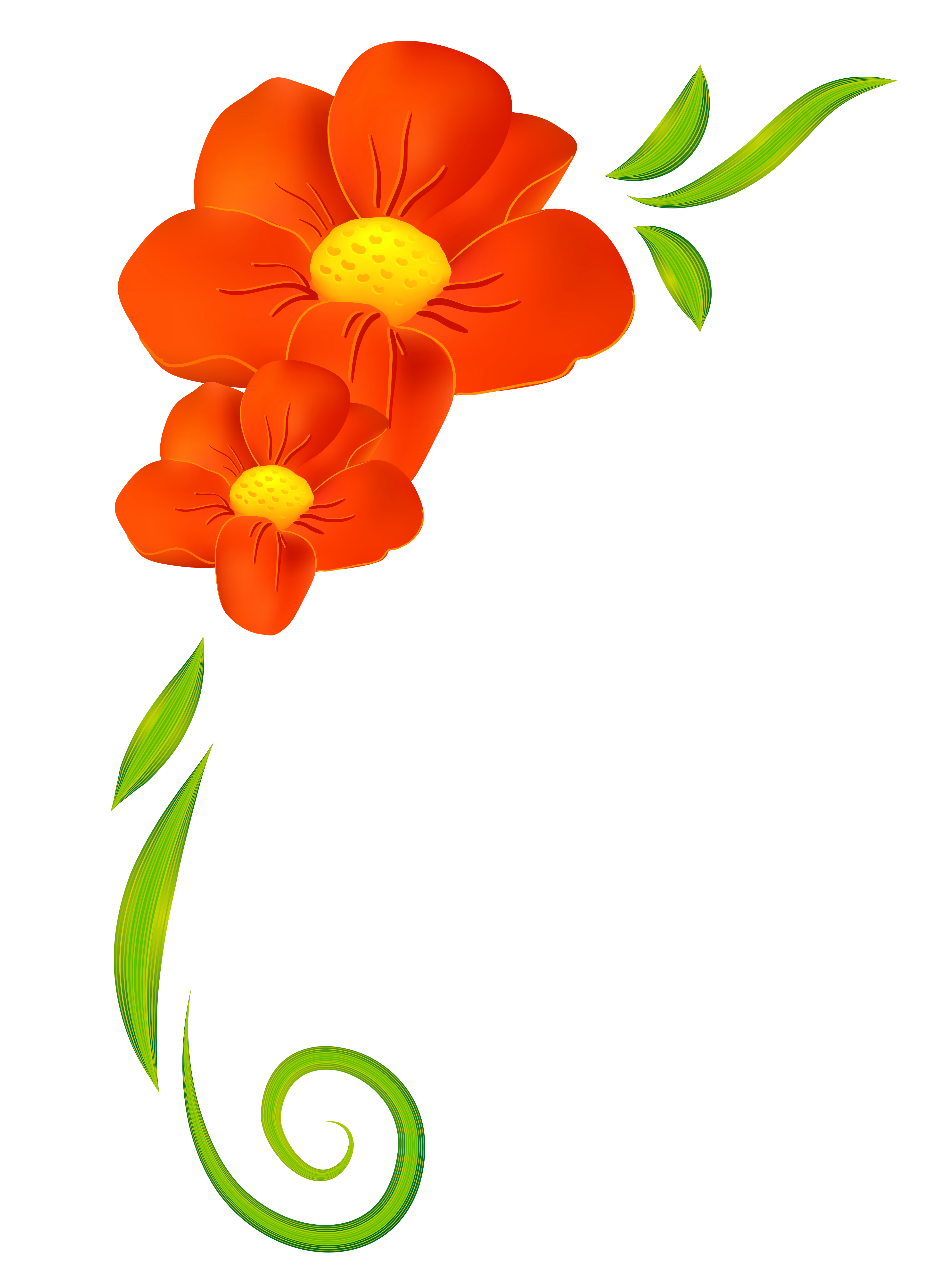 Image result for clipart spring flowers Clip art borders