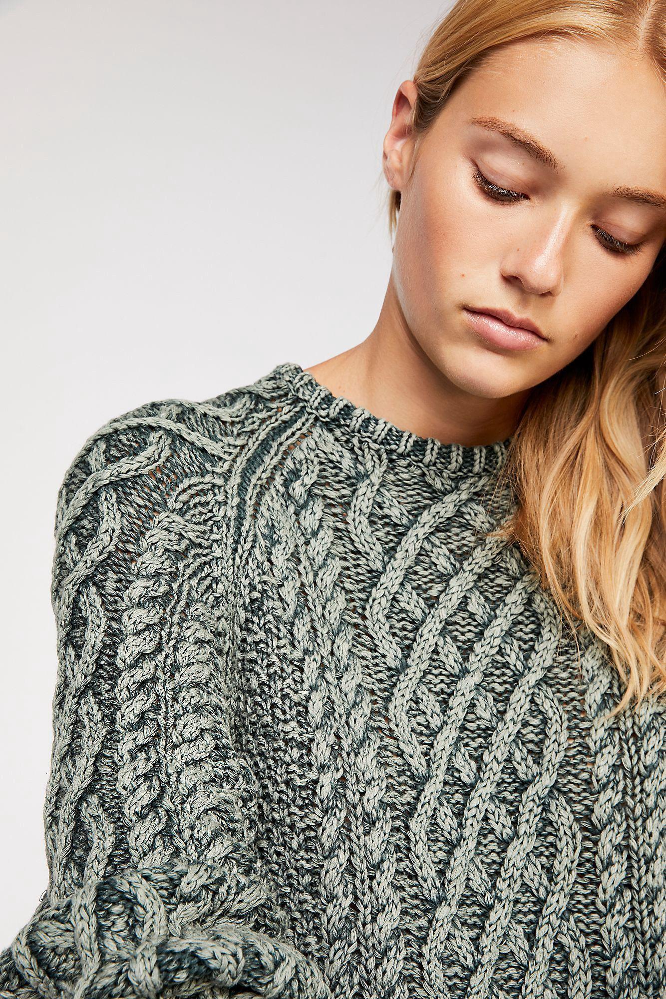 1216f3adc5d63 Free People On A Boat Sweater Dress - Jewel Seas Xs