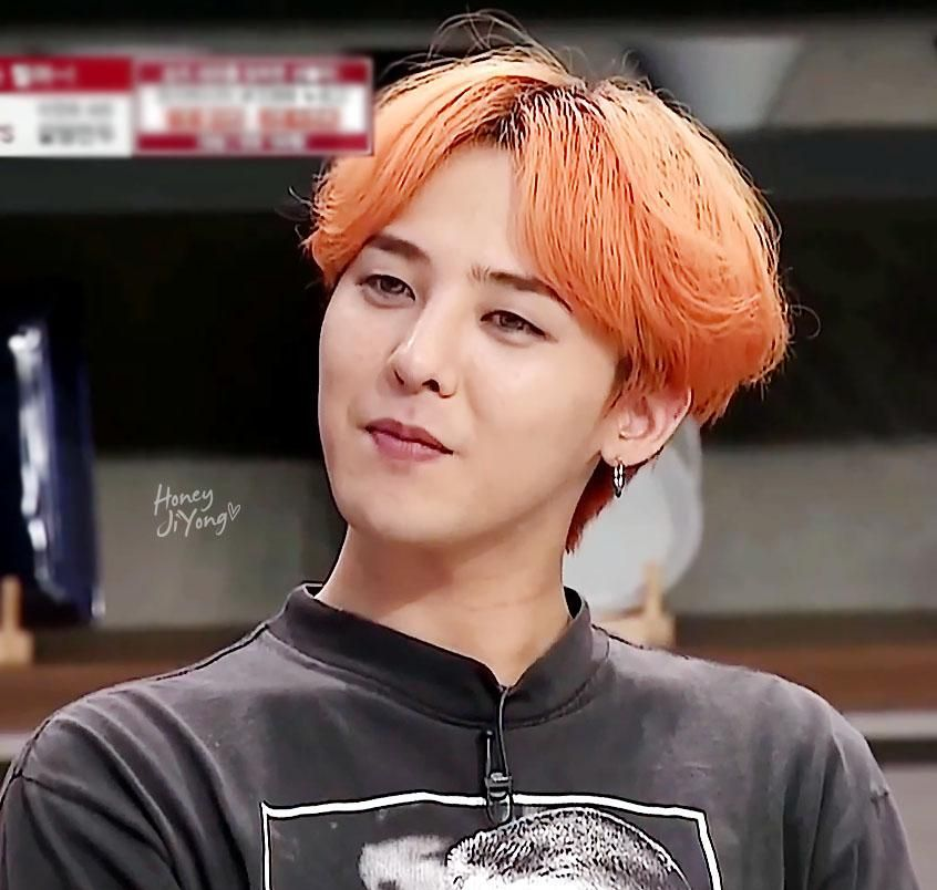 G dragon hair care