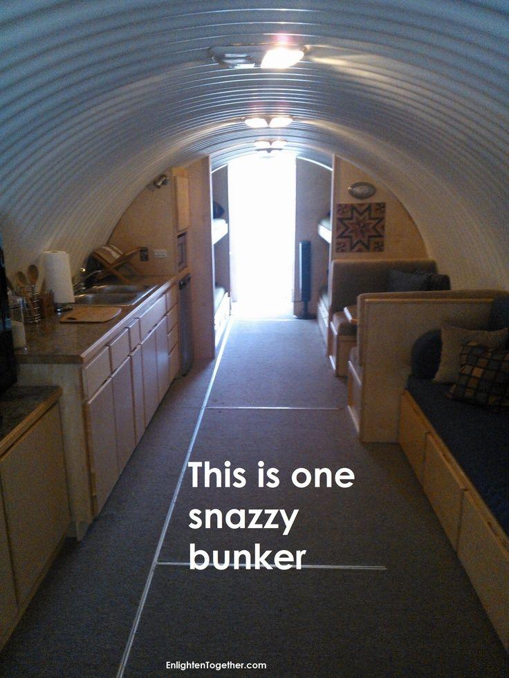 15 Awesome Underground Bunker Designs Underground Homes Underground Bunker Underground Shelter
