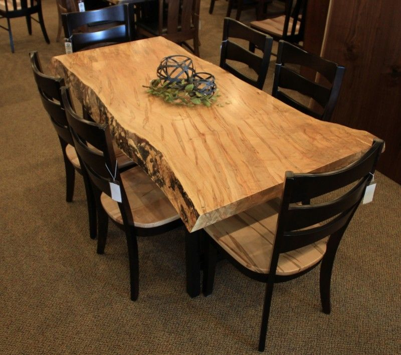 Related Image Dining Table In Kitchen Live Edge Kitchen Table Slab Table Live Edge
