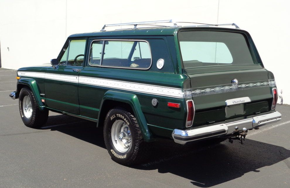 No Reserve Great Looking 1978 Jeep Cherokee Chief
