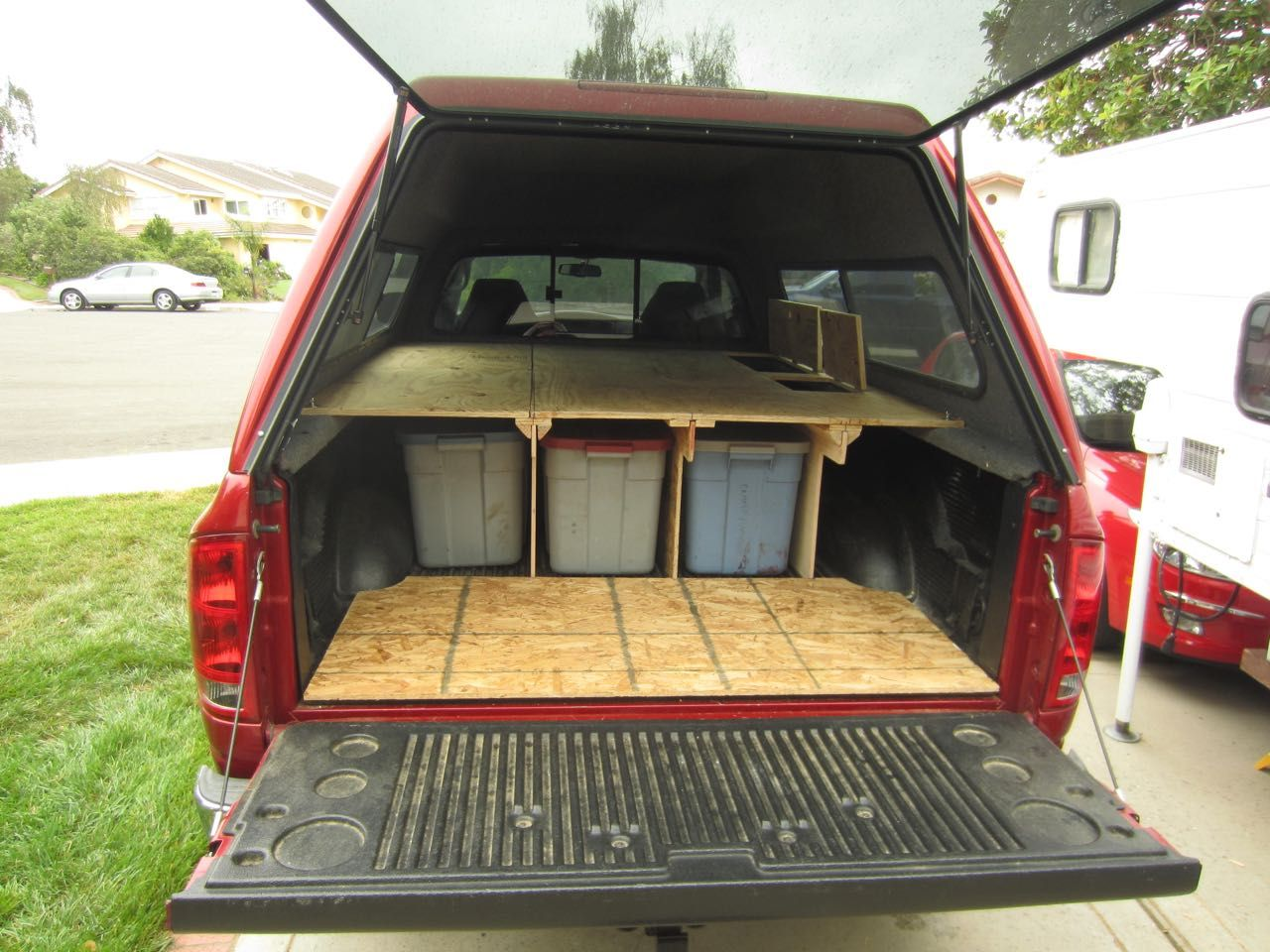 TimWaagBlog PERSONAL Truck Bed Camping Rules! … Truck