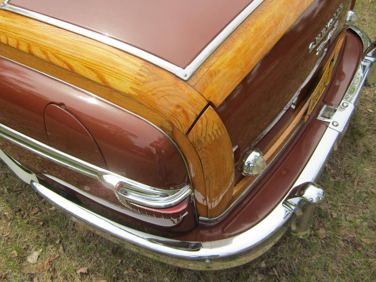 1949 Chrysler Town & Country Convertible