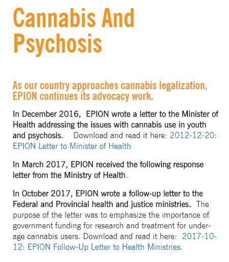 As our country approaches cannabis legalization, EPION continues its