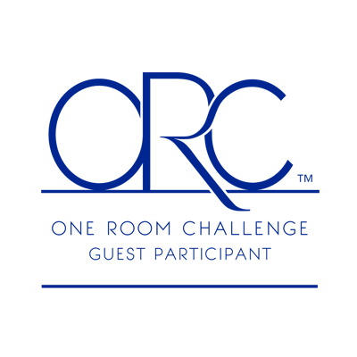 Budget Powder Room Reveal [ORC Week 6] - Our Home Made Easy