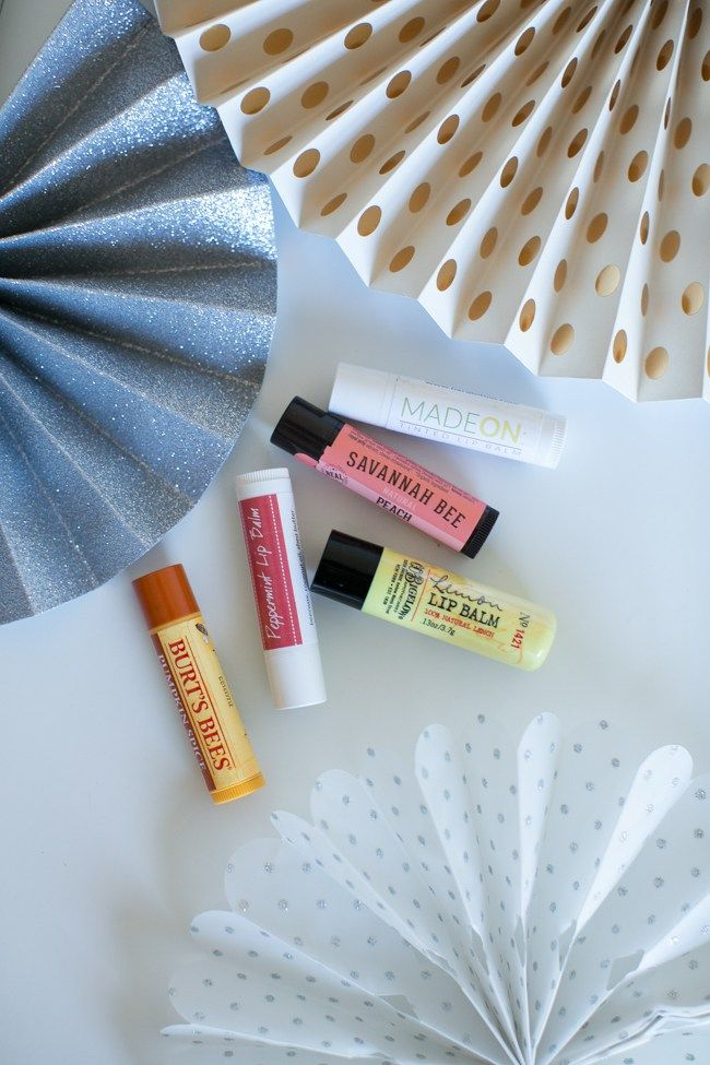 8 Best Natural Lip Balms