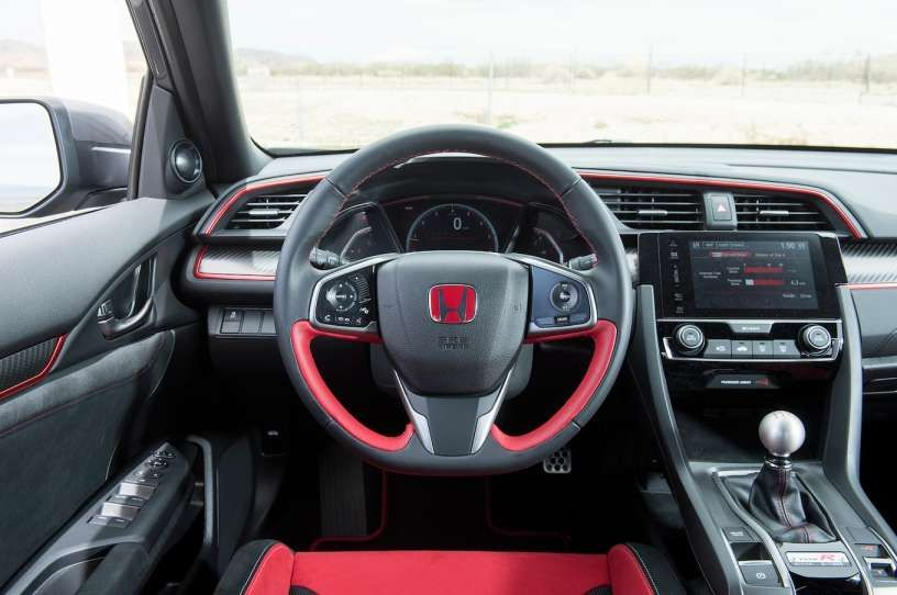 15 Wonderful 2018 Civic Type R Interior Photos Honda Civic Type R Honda Civic Honda Type R
