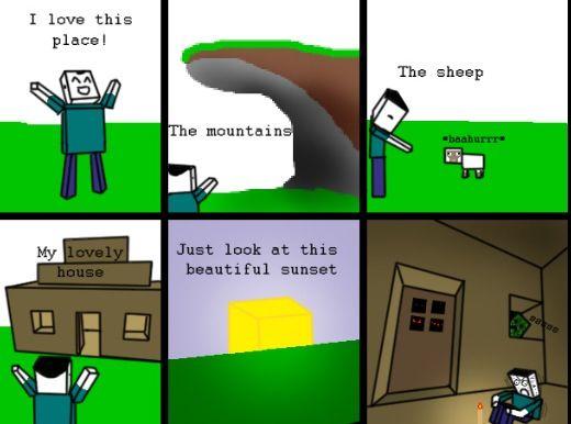 Life Of A Noob Minecraft Pinterest Minecraft Comics And - Noob skins fur minecraft