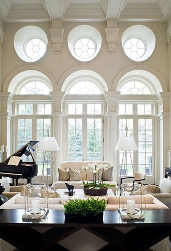 South Shore Decorating Blog: Wacky Wednesday: Drool-worthy Rooms of Every Style