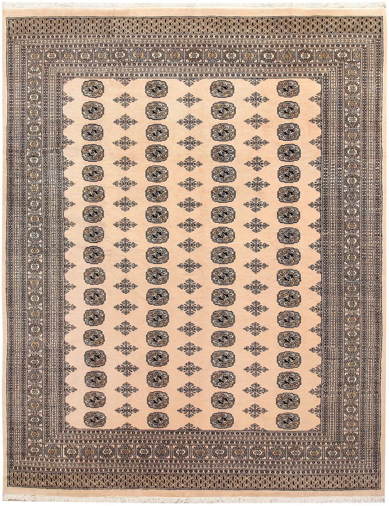 Bisque Bokhara 8 X 10 2 No 59463 In 2020 Casual Rug Oriental Rug Colorful Rugs