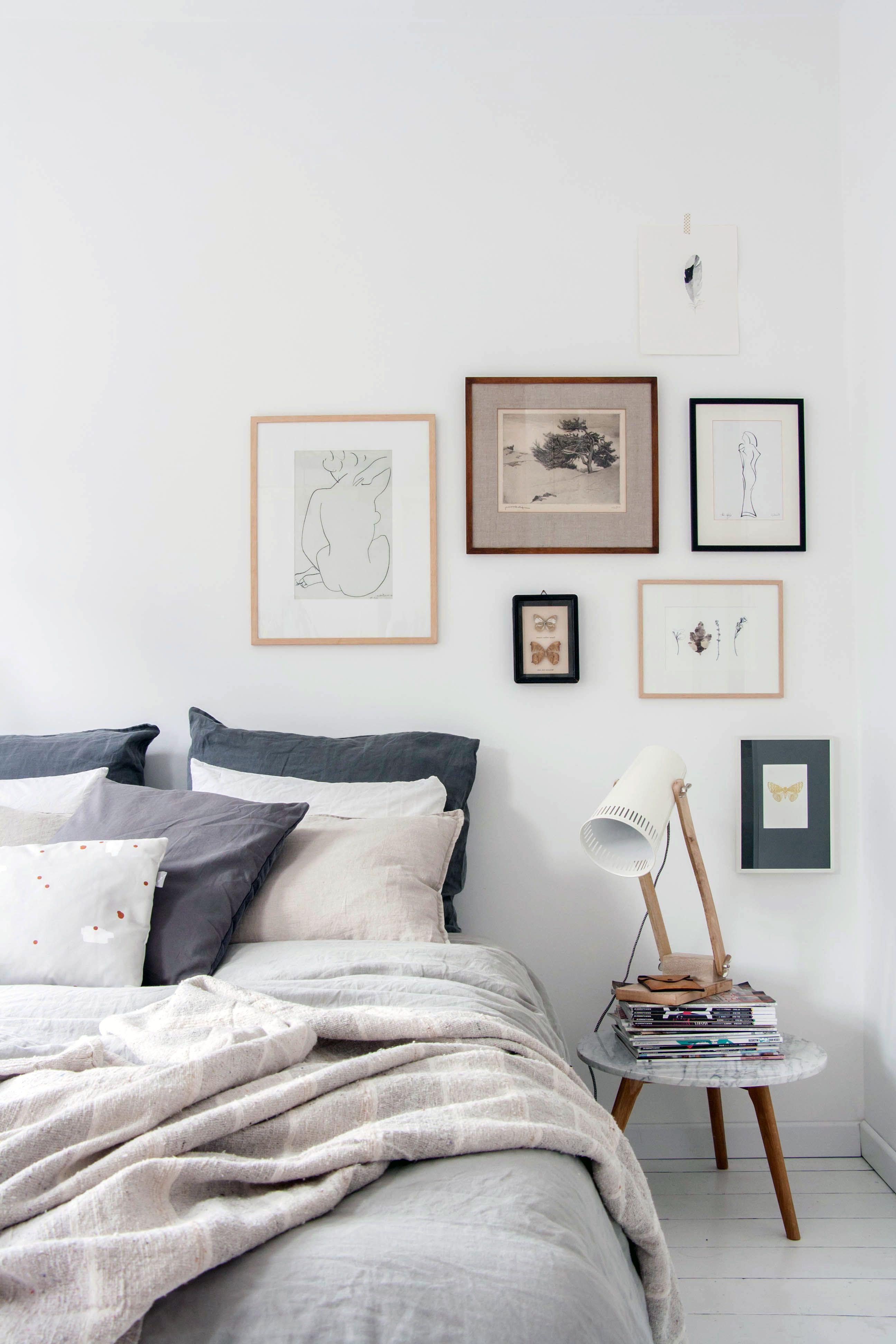 31 Beautiful Art Ideas For Scandinavian Interior Bedroom In 2020 Scandinavian Interior Bedroom Bedroom Interior Bedroom Design