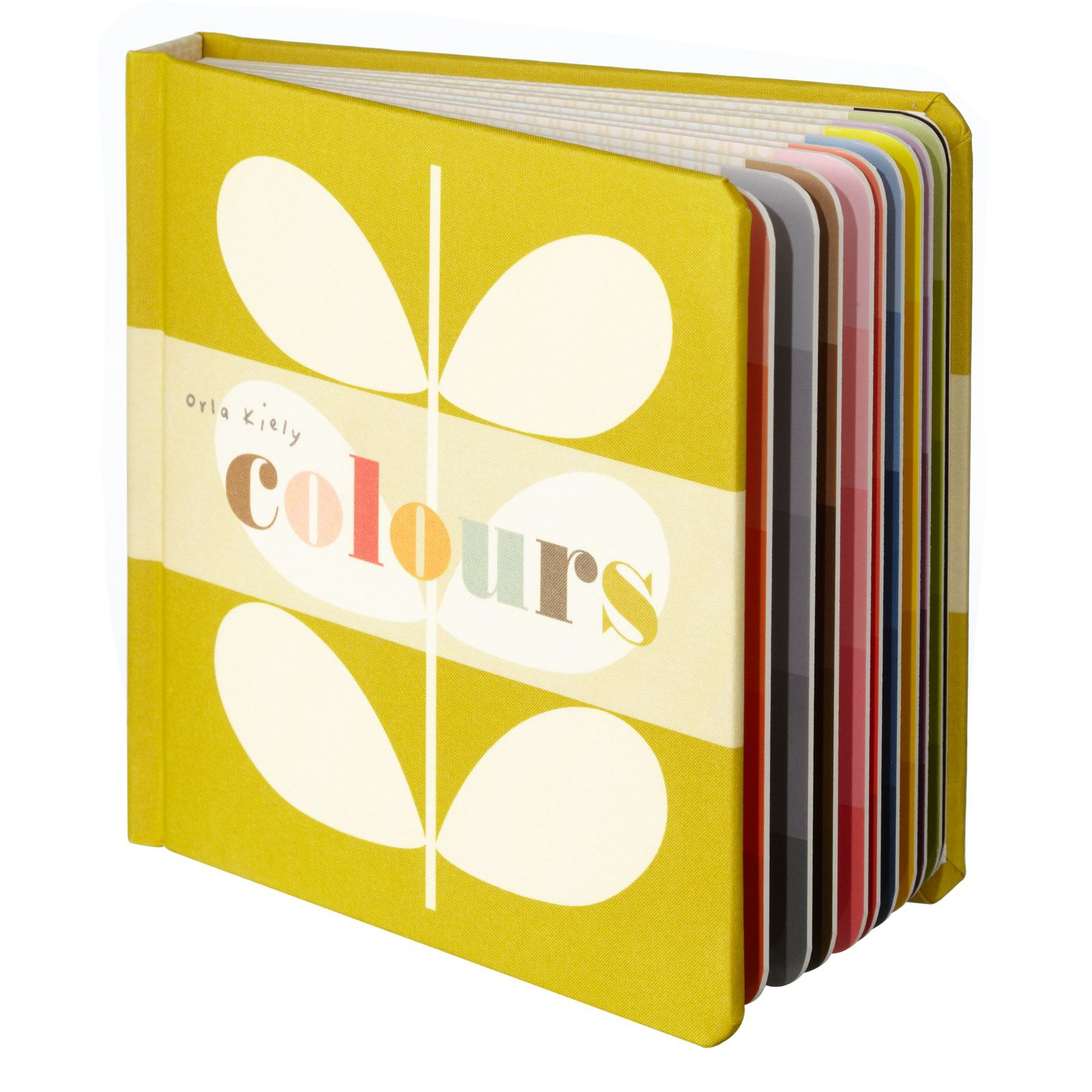 orla kiely colours book for babies must get - Colors Book