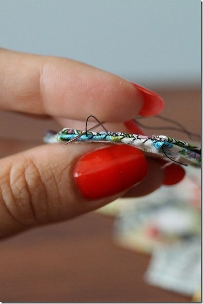 My favorite way to stitch EPP together | Anjeanette Klinder