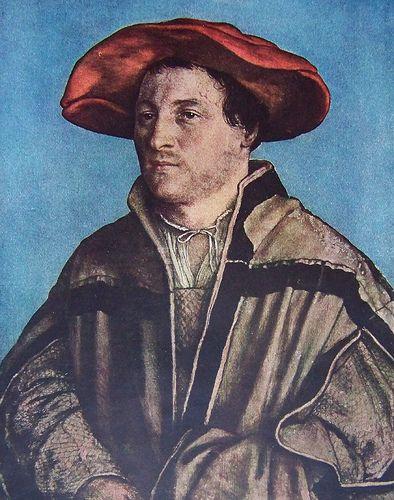 Image result for hans holbein self portrait