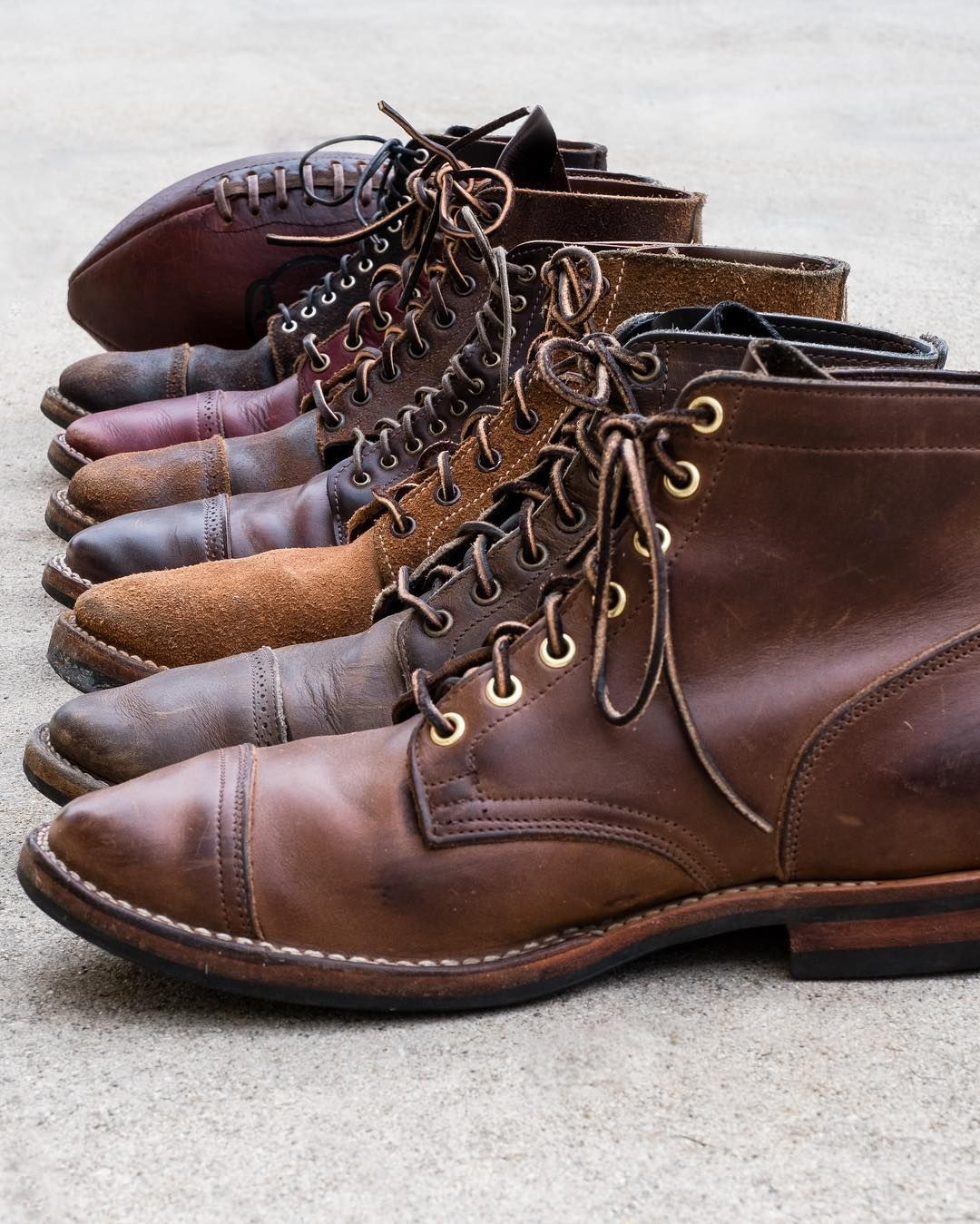 Men's fashion · This viberg boot collection ...