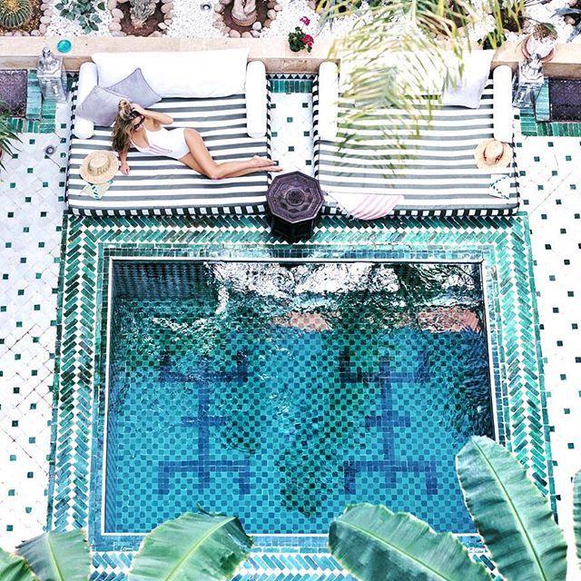 Poolside Chill photo by @allisonkuhl #AFLATravel