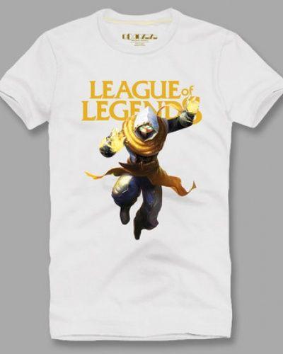 7636ed32 Malzahar best short sleeve tshirt for men plus size League of Legends-