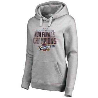 Cleveland Cavaliers Women s Heather Gray 2016 NBA Finals Champions ... bd3b9ba78e