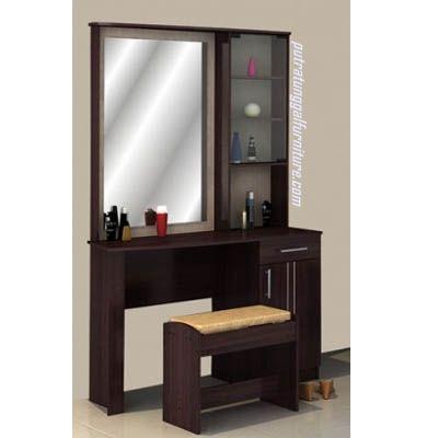 desain interior apartemen murah - meja rias murah (dengan