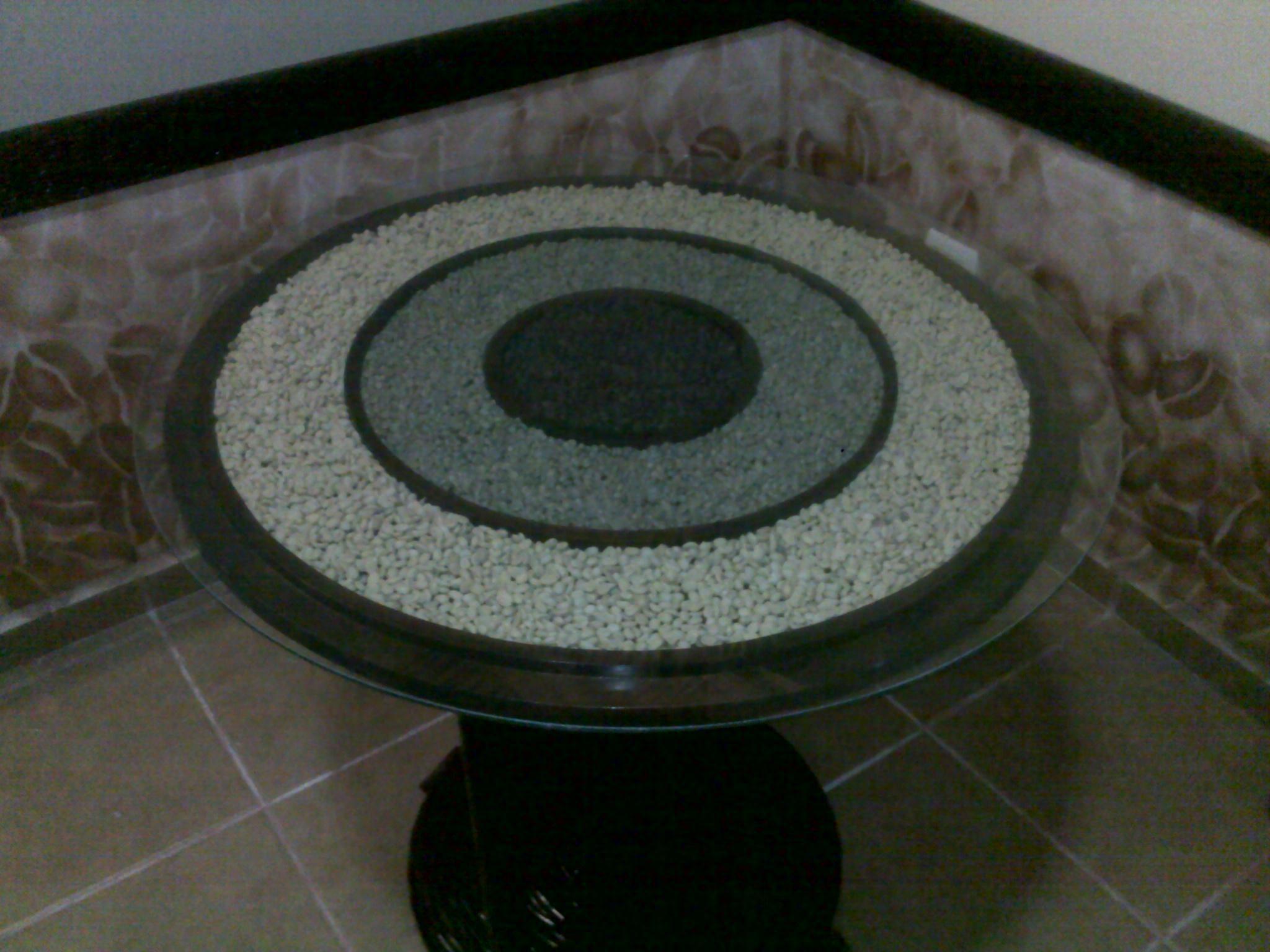 mesas hechas por artesanos locales!