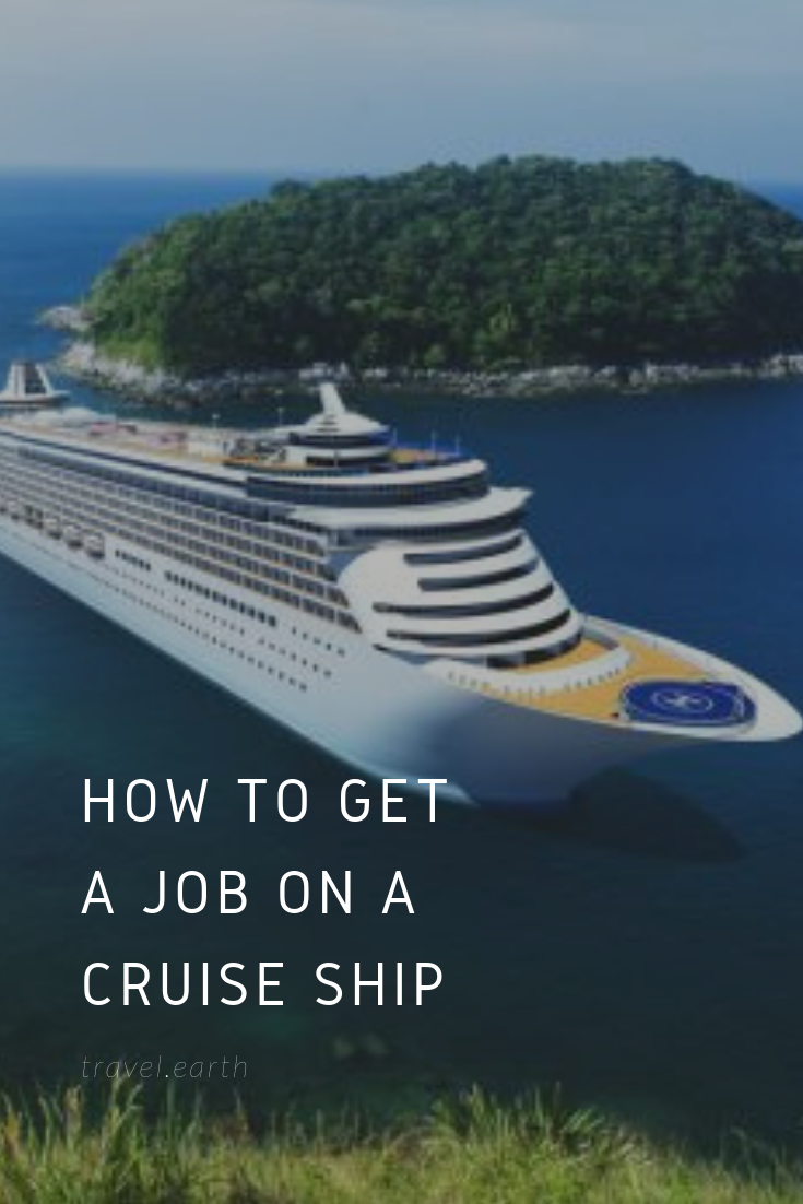 How To Get A Job On Disney Cruise Line