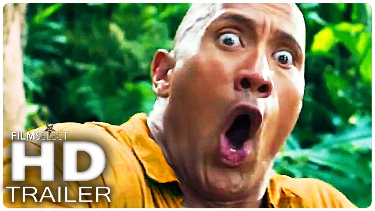Jumanji 2 Trailer 3 2017 Jumanji Trailer Jumanji 2 Trailer