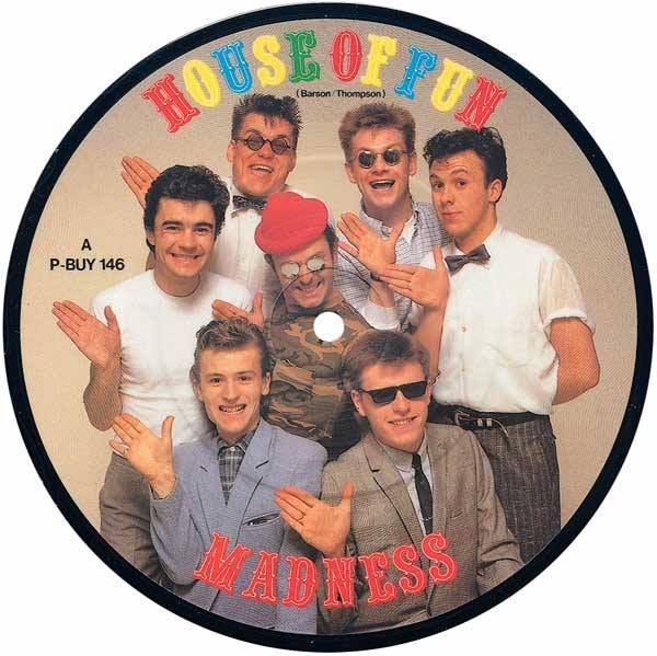 House Of Fun Picture Disc Stars On 45 Cool Pictures Teddy Boys