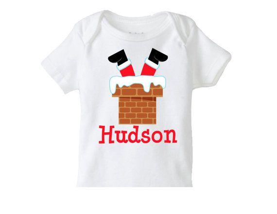 Personalized Christmas Shirt Santa Shirt By