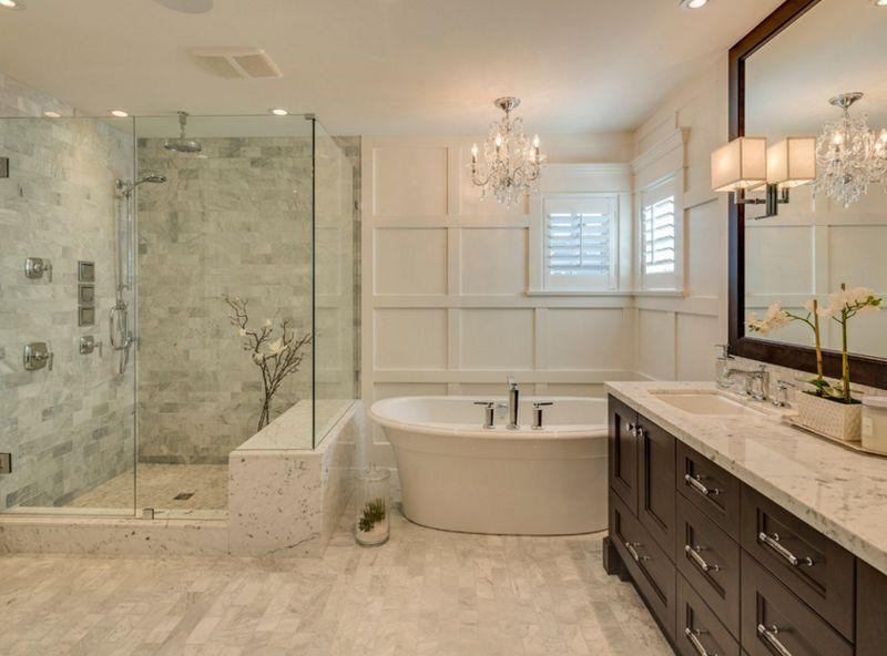 20 gorgeous bathroom crystal chandeliers baos y bao 20 gorgeous bathroom crystal chandeliers aloadofball Gallery