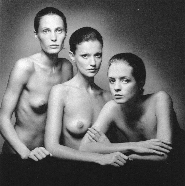 Jeanloup Sieff - Portraits de Dames assises