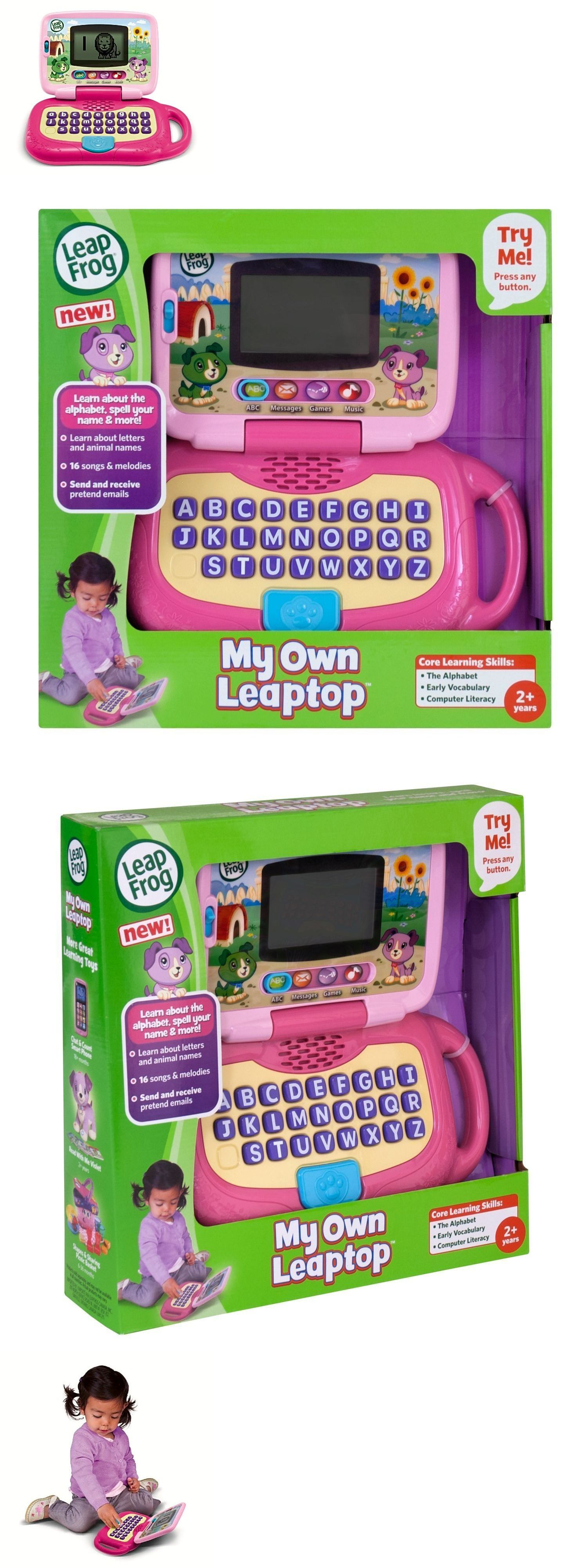 Learning Systems My Own Leaptop Leapfrog Pink Toy