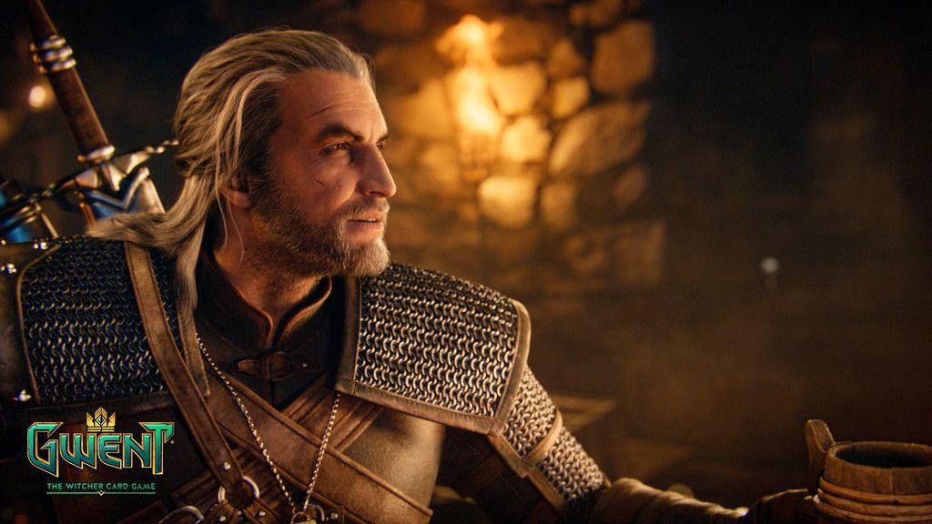 Rivia Gwent The Witcher Card Game Video Game Warrior Wallpaper Belyj Volk Vdohnovlyayushie Lichnosti Knigi