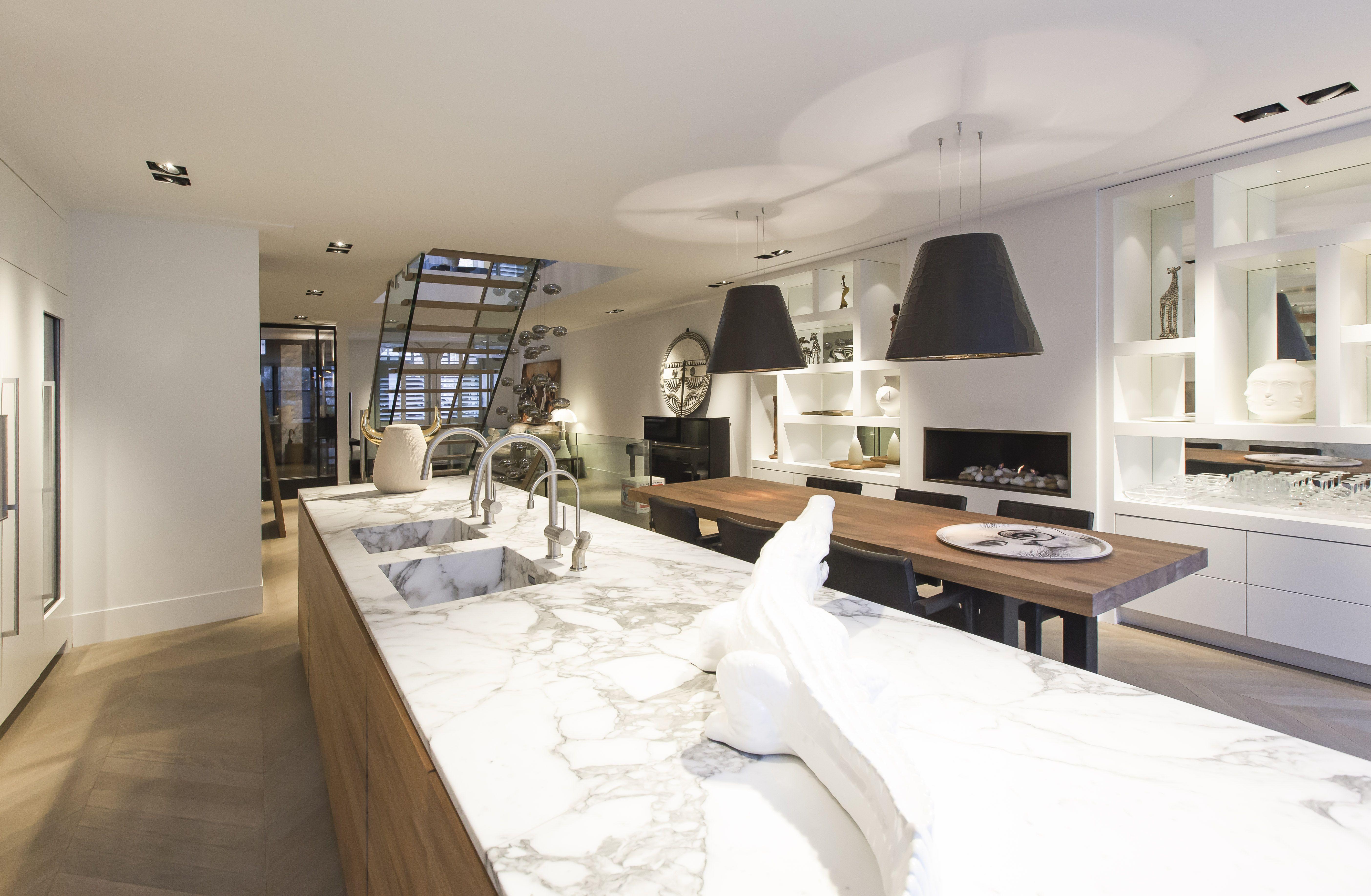 Silbermann kitchen design by studio jan des bouvrie house in
