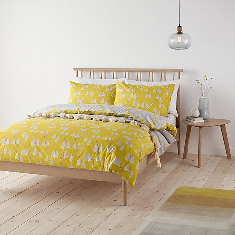 Buy John Lewis Scandi Lotta Print Cotton Duvet Cover And