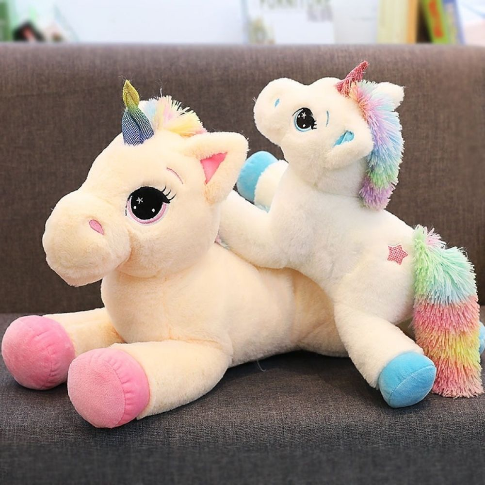 Cute Unicorn Shaped Plush Toy Unicorn Stuffed Animal Unicorn Toys Unicorn Stuffed Animal Plush [ 1000 x 1000 Pixel ]