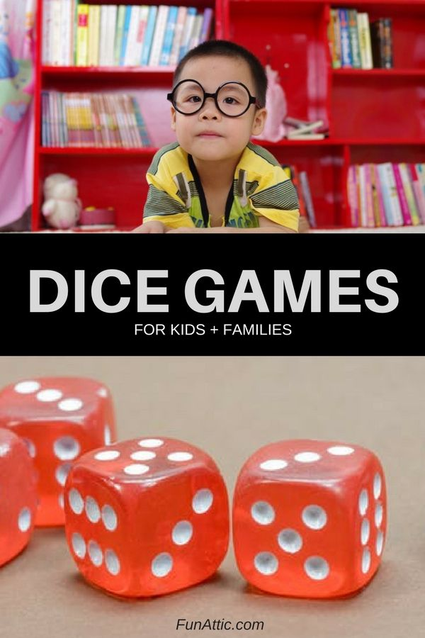 15 Fun Dice Games To Play With Friends And Family  Card -6161