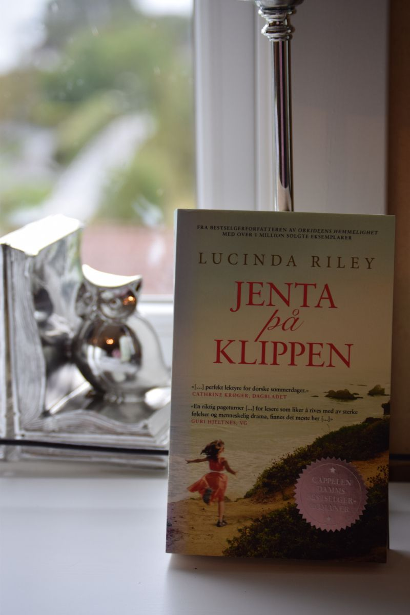 the girl on the cliff riley lucinda