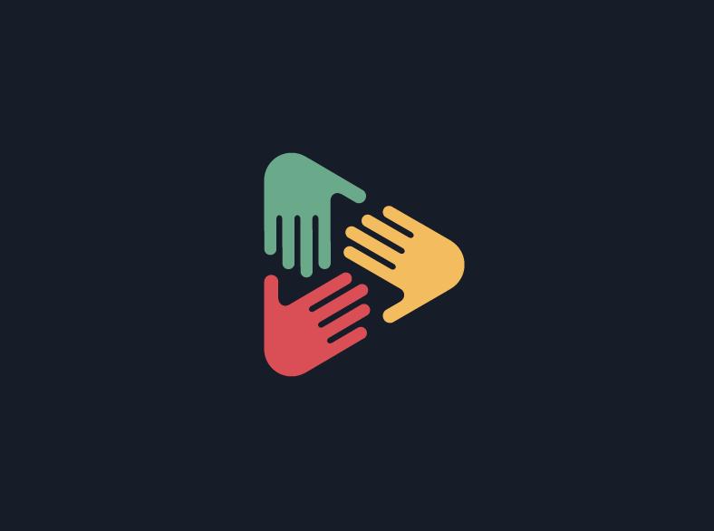 Pin By Anastasiya Dmitrishina On Bta Unity Logo Digital Media Logo Logo Design Creative
